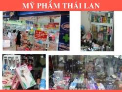 Những địa điểm mua sắm mỹ phẩm ở Thái Lan dành cho phái nữ