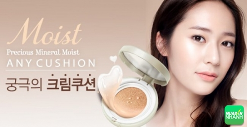 phấn nước Precious Mineral Moist Any Cushion